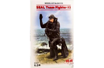 1/24 SEAL TEAM FIGHTER NO. 2