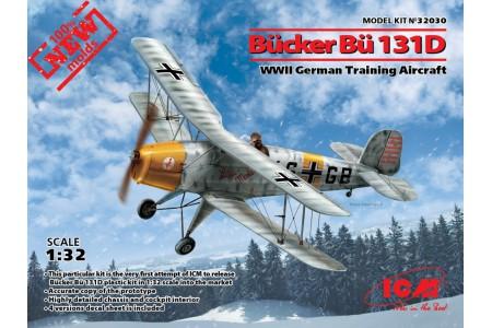 1/32 Bucker Bu-131D