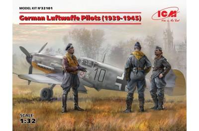 1/32 German Luftwaffe pilots