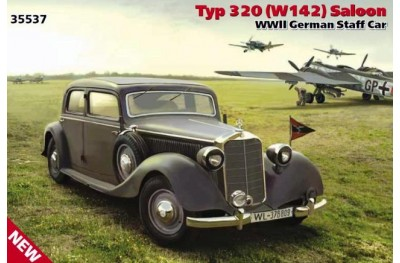1/35 German staff car Typ 320 (W142)