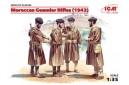 1/35 Moroccan Goumier rifles 1943