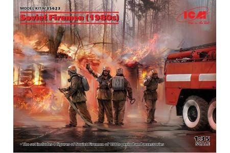 1/35 Soviet firemen