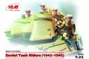 1/35 Soviet tank riders 1943-1945