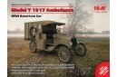 1/35 Model T Ambulance car 1917