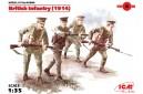 1/35 British infantry 1914