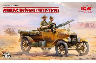 1/35 WWI ANZAC drivers