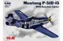 1/48 Mustang P-51D