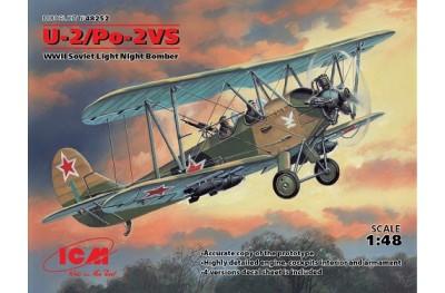 1/48 Polikarpov U-2/ Po-2VS