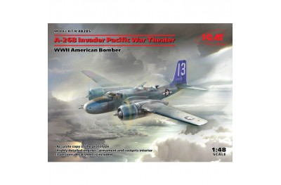 1/48 A-26B Pacific war (full interior)
