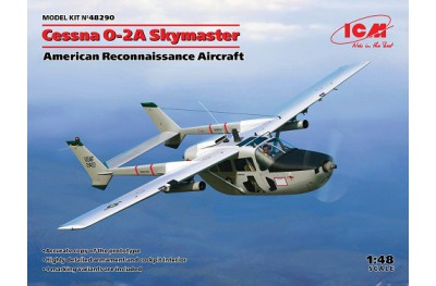 1/48 Cessna O-2A Skymaster