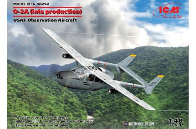 1/48 O-2A Skymaster Late Production