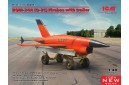 1/48 BQM-34A Firebee w/ trailer
