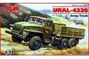 1/72 Ural 4320 Army Truck