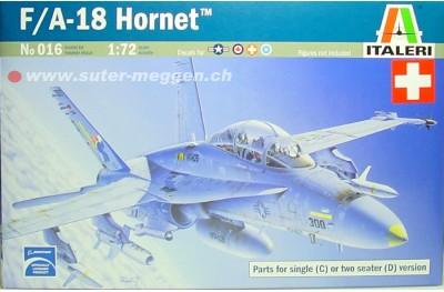 1/72 F/A-18C/D Wild Weasel Hornet