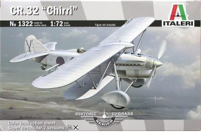 1/72 FIAT CR-32 CHIRRI
