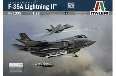 1/72 F-35A Lightning II