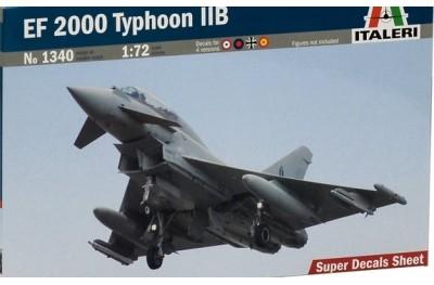 1/72 EF-2000 Typhoon II B