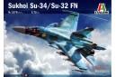 1/72 Sukhoi Su-34/ Su-32FN