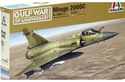 1/72 Mirage 2000C Gulf war