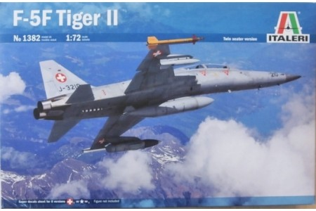 1/72 F-5F Tiger II