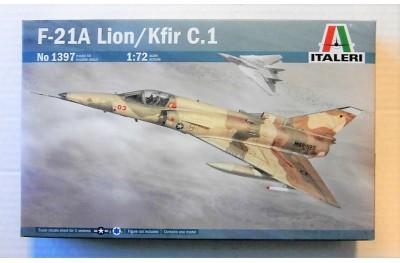 1/72 F-21A/ Kfir C-1