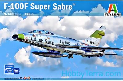 1/72 F-100F Super sabre