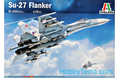 1/72 Su-27 Flanker Vietnam