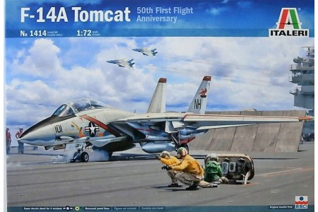 1/72 F-14A Tomacat 50th first flight anniversary