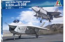 1/72 Joint Strike Fighter Program X-32A and X-35B