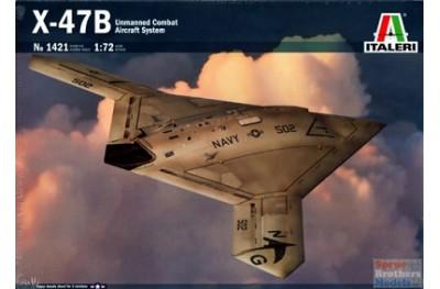 1/72 US Navy UCAS X-47B