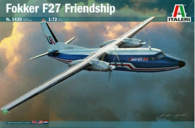 1/72 Fokker F27 Friendship