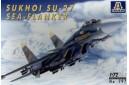 1/72 Sukhoi Su-27D Sea Flanker
