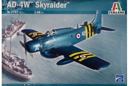 1/48 AD-4W Skyraider
