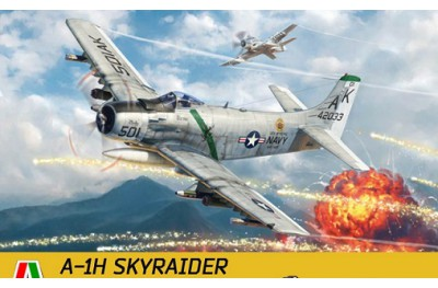 1/48 A-1H Skyraider Vietnam