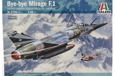 1/48 Mirage F1 Bye Bye