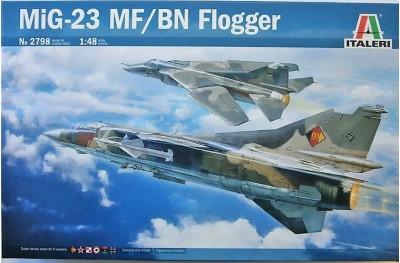 1/48 MIG-23MF/BN FLOGGER
