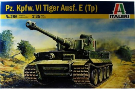 1/35 Pzkpfw VI Tiger Ausf E