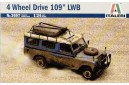 1/24 Land Rover 4 Wheel Drive