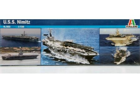 1/720 USS Nimitz CV-68