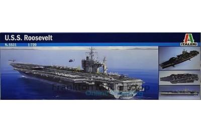 1/720 USS Roosevelt CVN-71