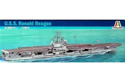 1/720 USS Ronald Reagan CVN-76