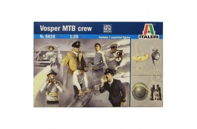 1/35 Vosper MTB crew