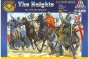 1/72 The knights IX century crusaders