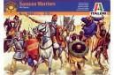 1/72 Saracen warriors