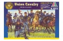 1/72 Union cavalry