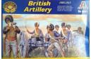 1/72 British artillery