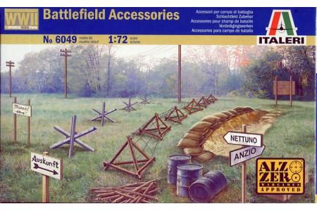 1/72 Battlefield Accessories