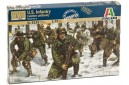 1/72 WWII US INFANTRY winter uniform