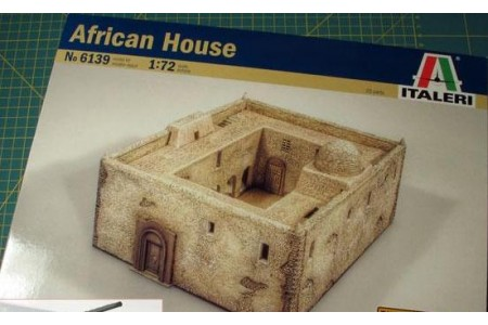 1/72 African house
