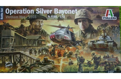 1/72 Operation Silver Bayonet Vietnam 1965